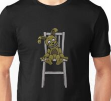 Five Nights at Freddy's - FNAF 4 - Plushtrap Unisex T-Shirt