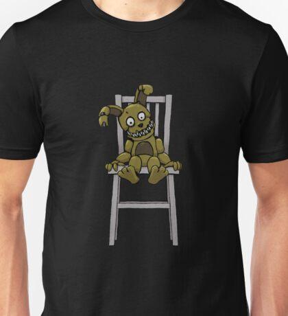 Five Nights at Freddy's - FNAF 4 - Plushtrap Unisex T-Shirt