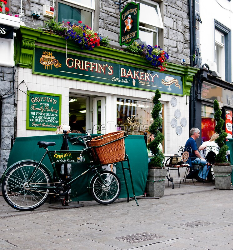 quot griffins bakery shop st galway ireland quot by joetravers