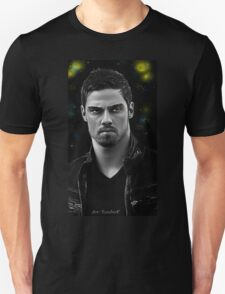 Vincent searching for his star T-Shirt
