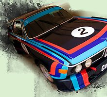 BMW 3.0 CSL by Lightrace