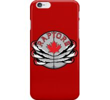 Raptors iPhone Case/Skin