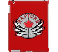 Raptors iPad Case/Skin
