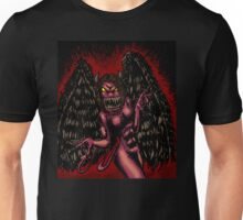 Lady Demon Unisex T-Shirt