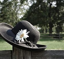 The Photgraphers Hat by marycarnahan