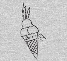 Gucci Mane Ice Cream Tattoo One Piece - Short Sleeve