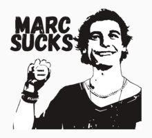 Marc Sucks Empire Records One Piece - Long Sleeve