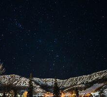 Snowmass Stars by Evan Aaron