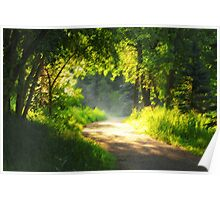 Fairy Forest Poster