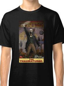 The Thaumaturge: Circus Tarot by Duck Soup Productions Classic T-Shirt