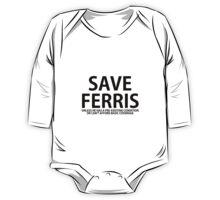 Save Ferris Unless One Piece - Long Sleeve