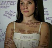 Brooke Davis Sticker