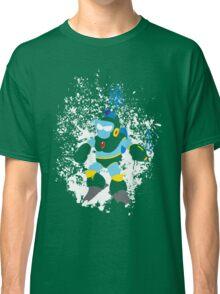 Bubble Man Splattery Vector shirt Classic T-Shirt