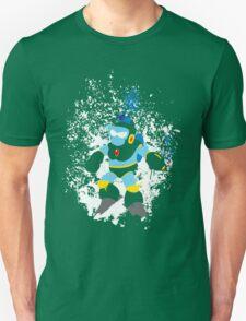 Bubble Man Splattery Vector shirt Unisex T-Shirt