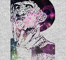 Galaxy Robert Englund Freddy Krueger T-Shirt