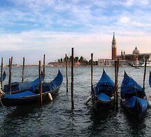 Venice by Ann Garrett