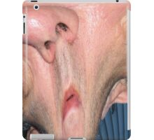 Face Yoga  iPad Case/Skin