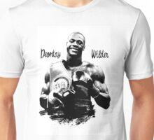 deontay wilder Unisex T-Shirt