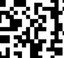 QR Shirt - Boob Scan Sticker