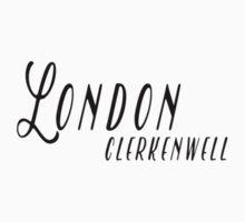 London - Clerkenwell by Jahjah