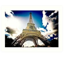 Paris 103 Art Print