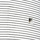 Curved Wall, Square Window by Celia Strainge