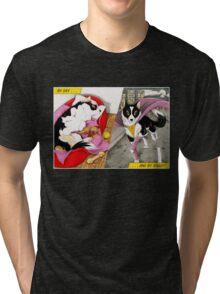 Super Dog Tri-blend T-Shirt
