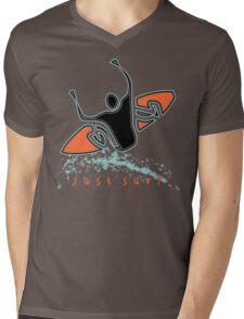 Just Surf Mens V-Neck T-Shirt