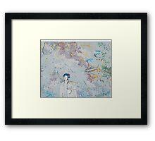 Japanese Melody Framed Print