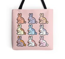 Huggy Bunnies Tote Bag