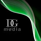 DG Media Logo by Douglas Gaston IV