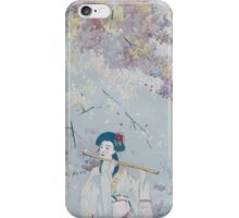 Japanese Melody iPhone Case/Skin