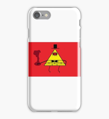Angry Bill iPhone Case/Skin