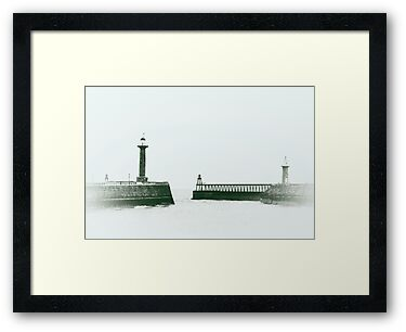 Whitby harbour by jrsisson