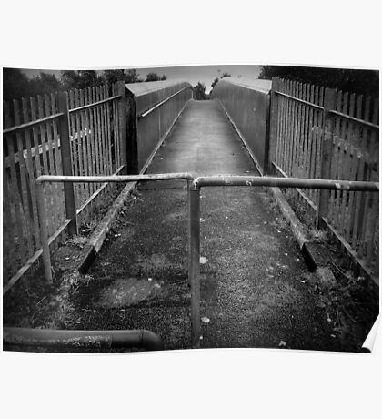 Bridge Over Troubled Winsford Poster