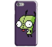 8-Bit Gir iPhone Case/Skin