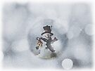 Frosty in a Bubble by Denise Abé