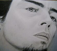 Benicio Del Toro by kwalden