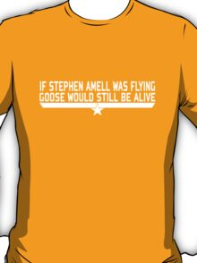 If Stephen was flying... T-Shirt