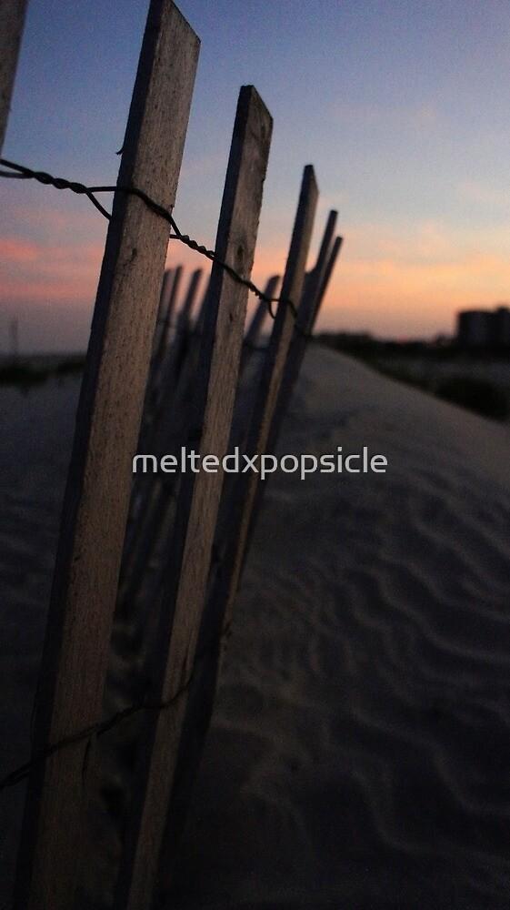 Beach Dunes by Jessica Liatys