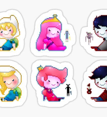 Adventure Time Pixels Set 1 Sticker