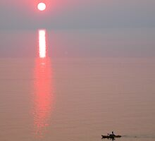 Bayfield Bliss - Sunset by jackandpat