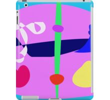 Blue Sky Lavender World iPad Case/Skin