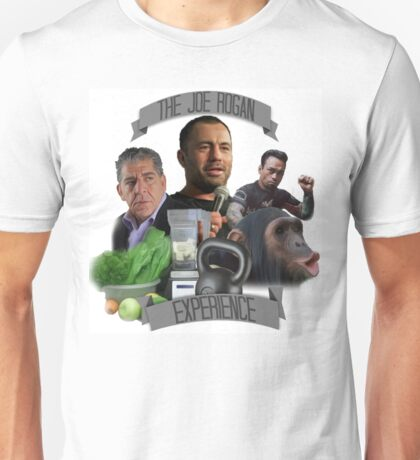 The Joe Rogan Experience - Colour  Unisex T-Shirt