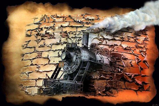 Spirit Of The Past by Igor Zenin