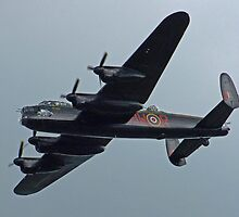 BBMF Lancaster Dunsfold by Colin J Williams Photography