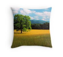 CADES COVE Throw Pillow