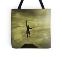 Take the leap Tote Bag