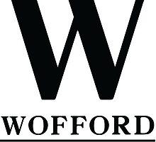 Wofford by chsecrwfrd