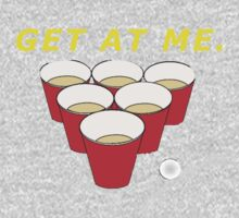 Beer Pong Shirt Kids Tee